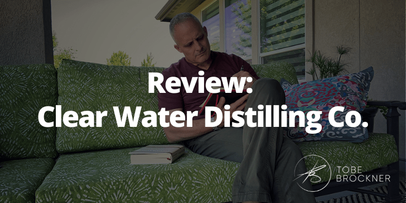 Review Clear Water Distilling Co.